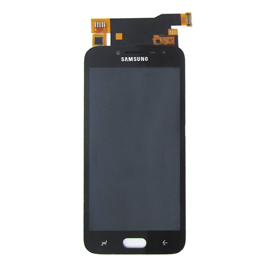 Tela Display Samsung Galaxy J2 Pro J250 Com Brilho Preto