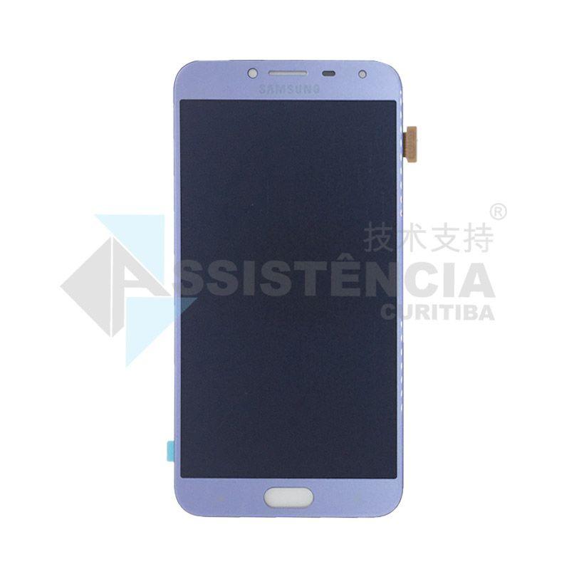 Tela Display Samsung Galaxy J4 J400 Original Ch Nevoa