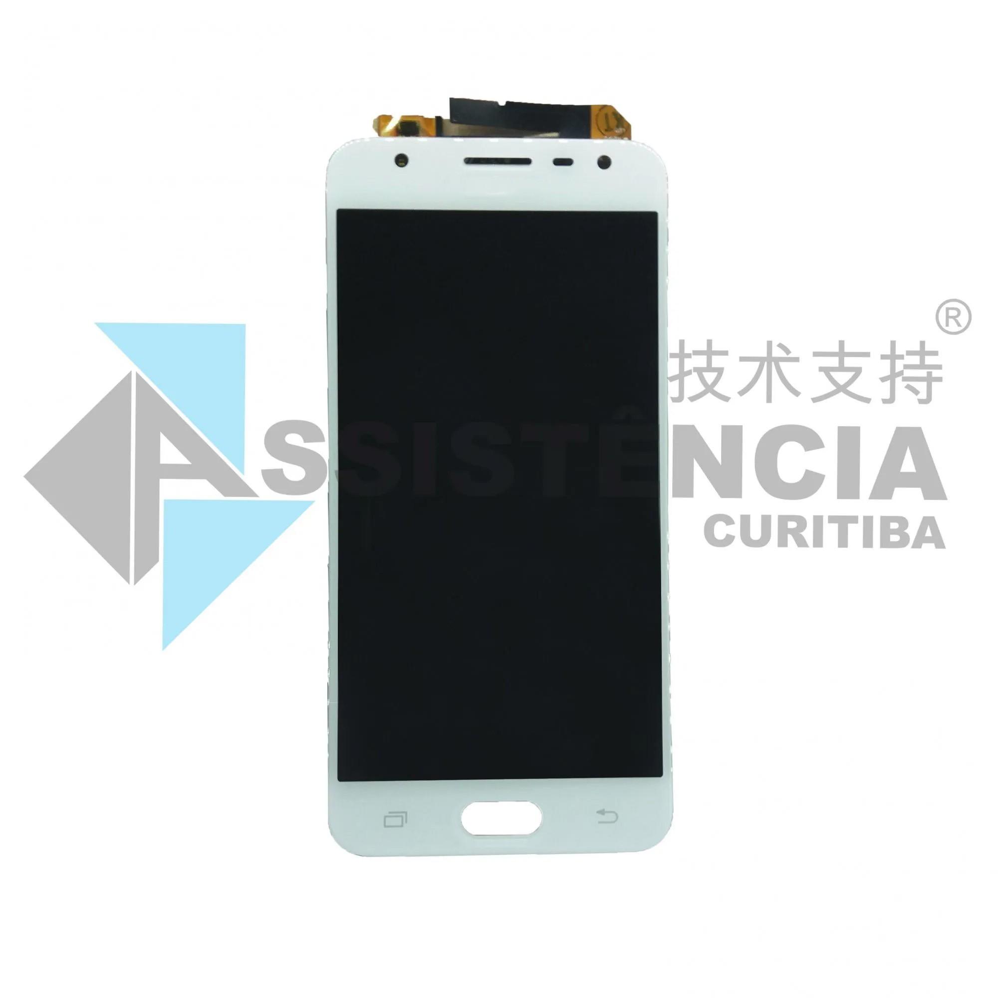 Tela Display Samsung Galaxy J5 Prime G570 Original Ch Branco