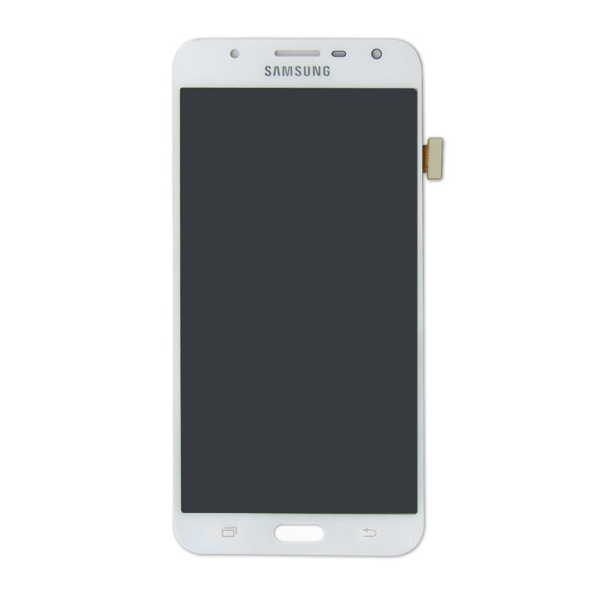 Tela Display Samsung Galaxy J7 Neo J701 Com Brilho Branco