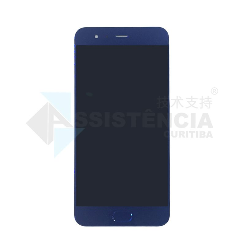 Tela Display Xiaomi Mi 6 Mce16 Azul