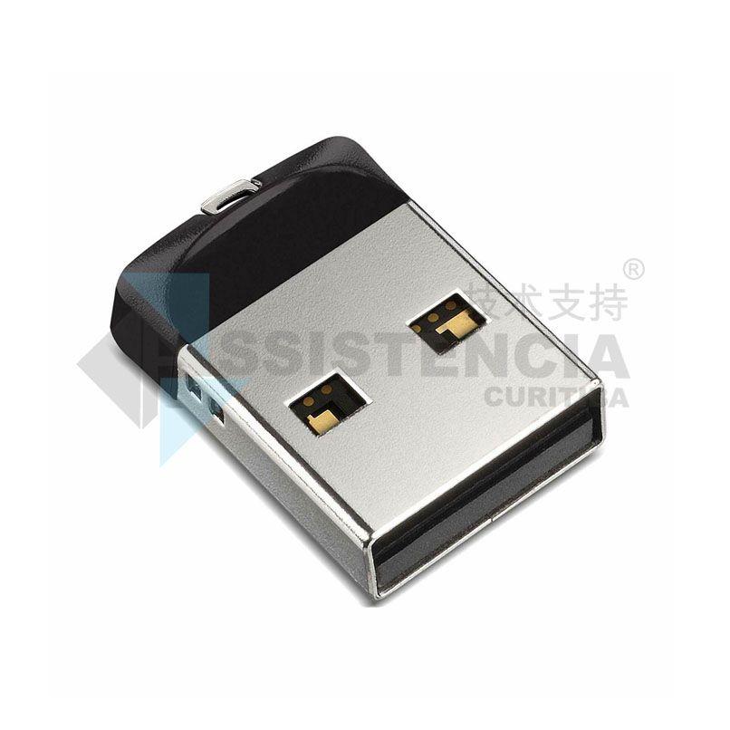 Pendrive Sandisk Cruzer Fit Usb Flash Drive 16Gb