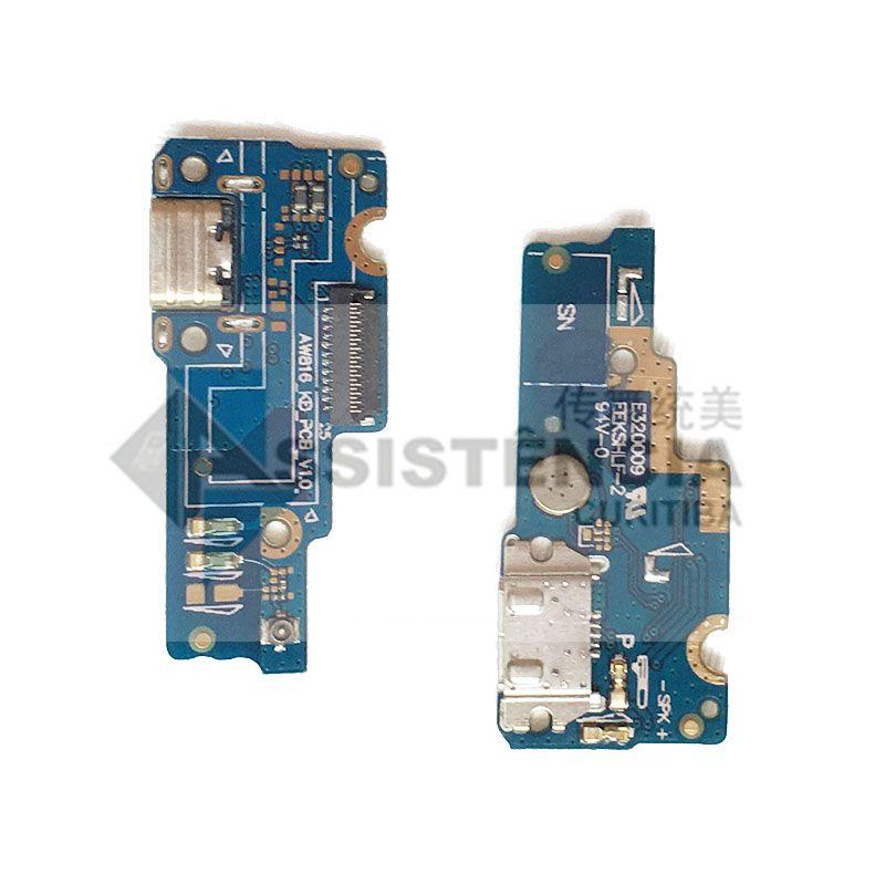 Placa Com Conector Carga Asus Zenfone Go Zc500Tg