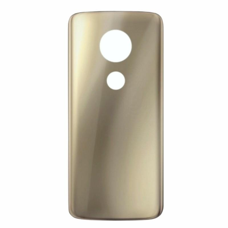 Tampa Traseira Motorola Moto G6 Play XT1922 Original Dourado