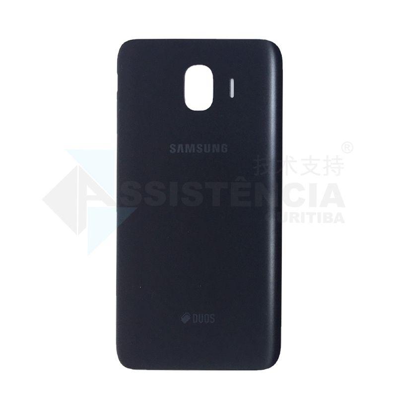 Tampa Traseira Samsung Galaxy J4 J400 Preta