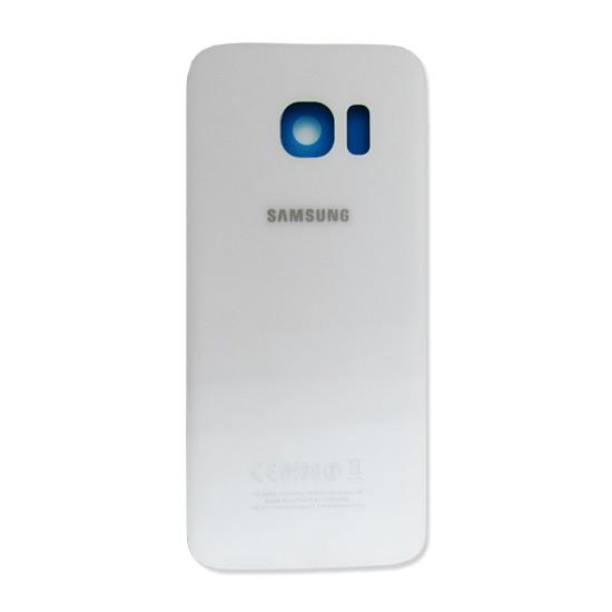 Tampa Traseira Samsung Galaxy S7 Sm-G930 Original Branco