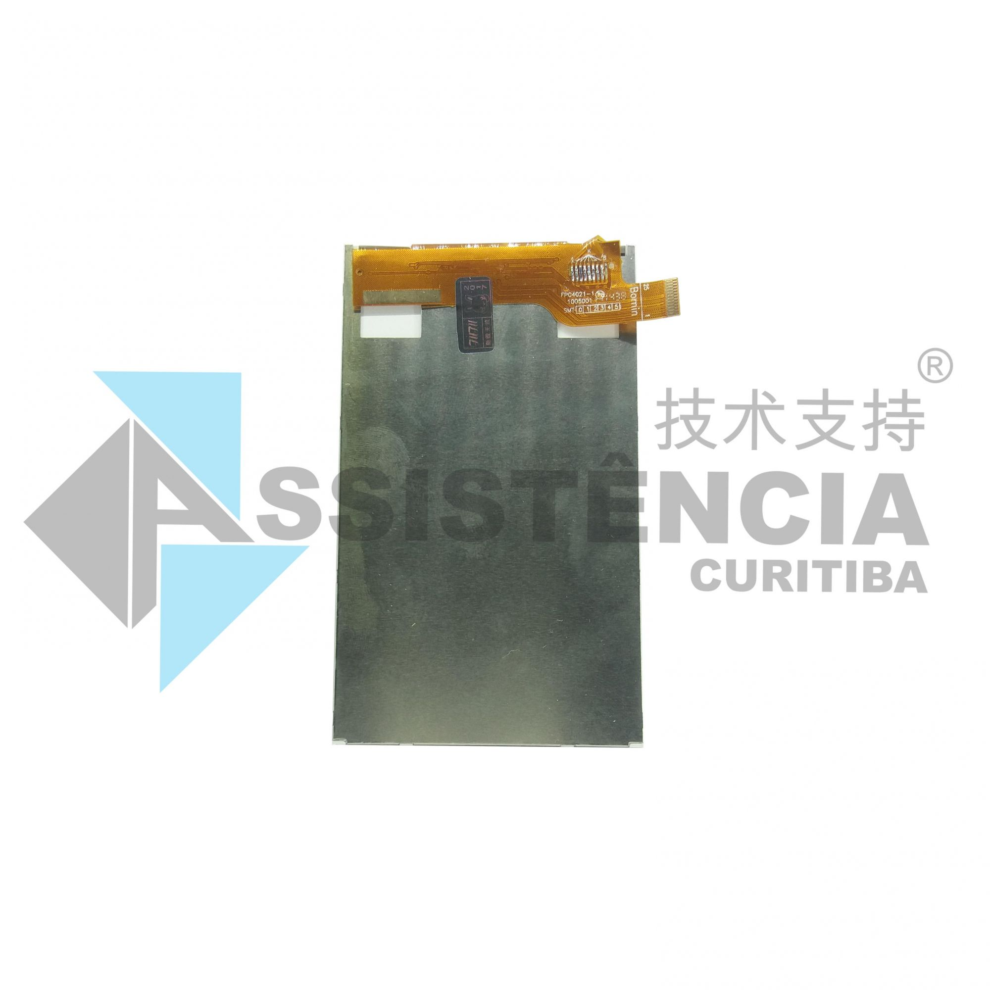 TELA DISPLAY LCD CELULAR ALCATEL PIXI 4 4.0 4034 4034E