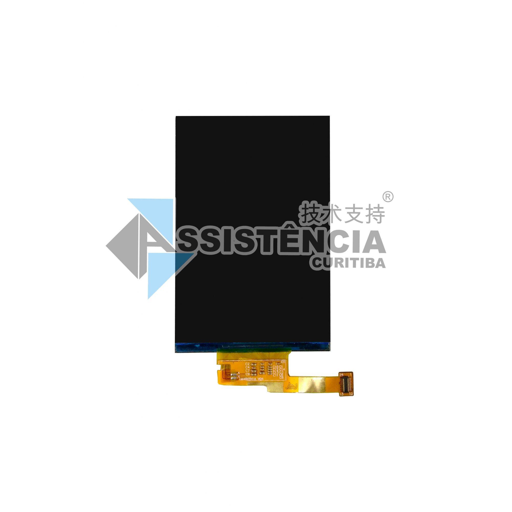 TELA DISPLAY LCD CELULAR LG OPTIMUS L5 E610 E612 E615