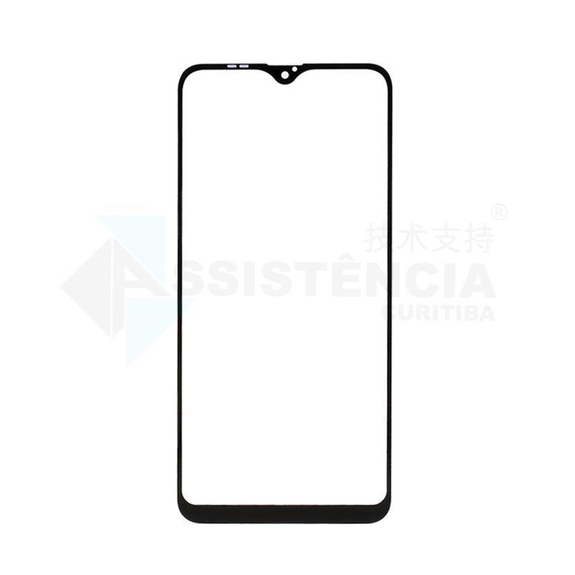 Tela Lente Samsung Galaxy A10 A105 Preto