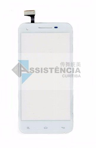 Tela Touch Blu Studio 5.5 D610I D610 Branco