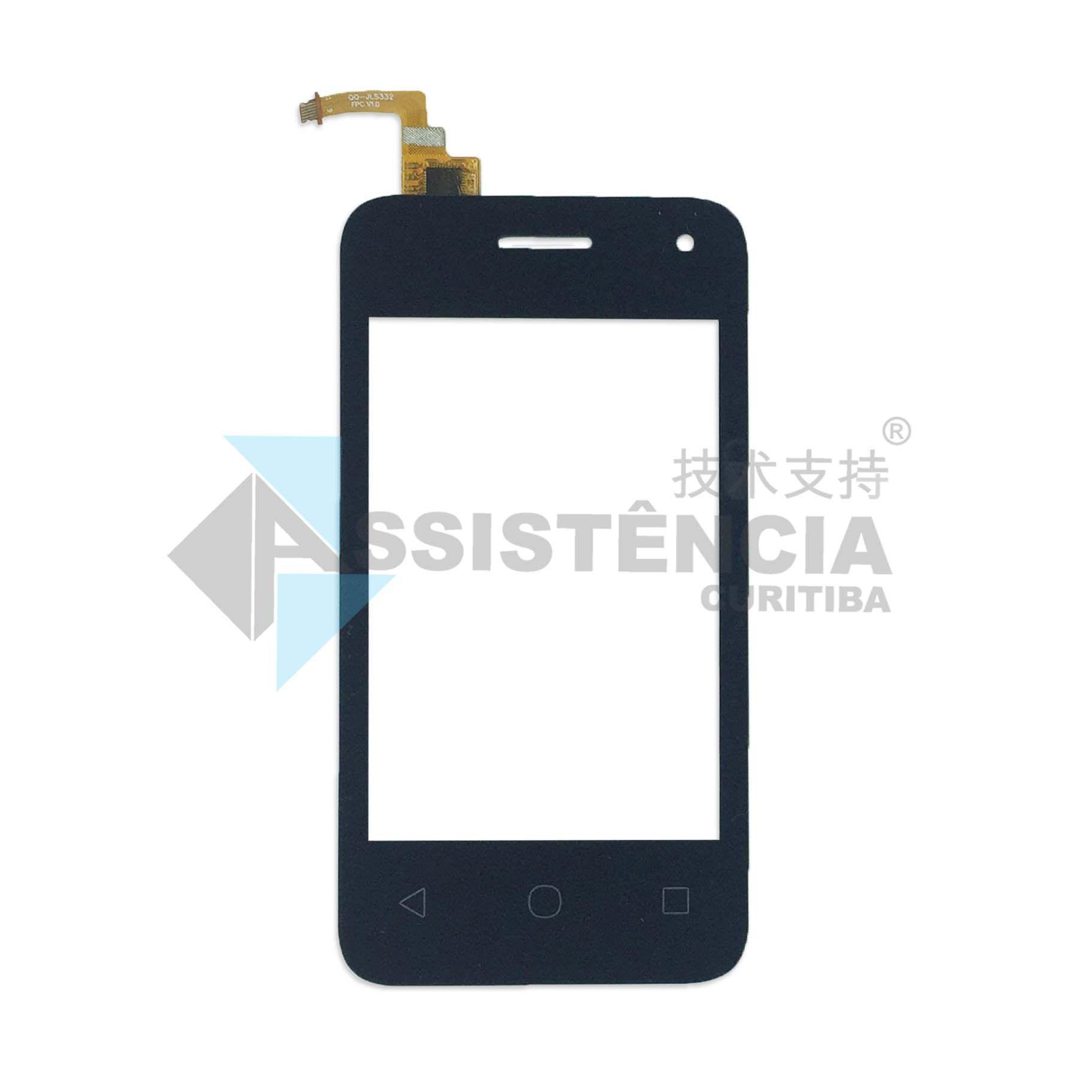 Tela Touch Alcatel Pixi 4 3.5 Ot4017 4017F