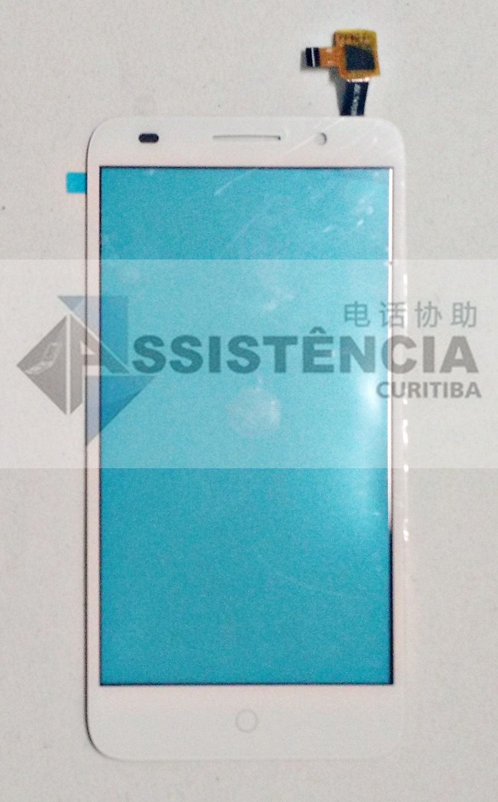 TELA TOUCH CELULAR ALCATEL POP 3 5016J 5016 BRANCO