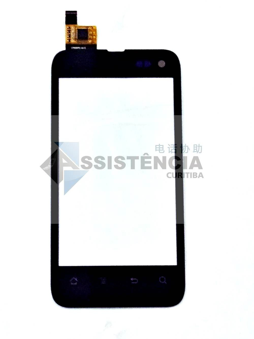 Tela Touch Cce Sk402 Motion Plus