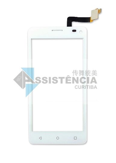 Tela Touch Multilaser Ms50 Branco