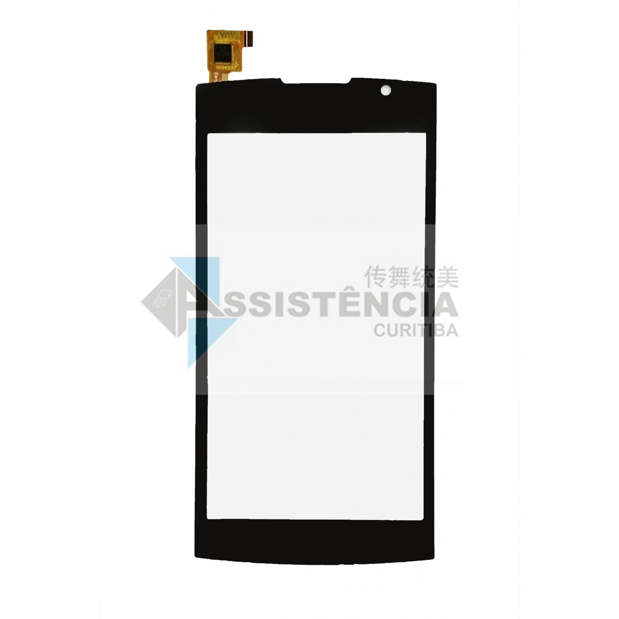 Tela Touch Para Celular Replica Sony