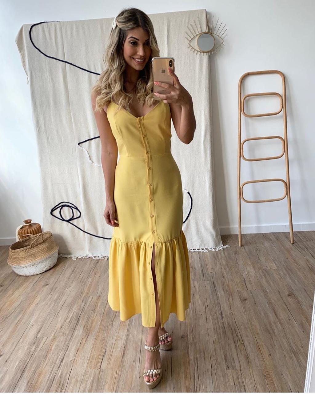 Vestido Emília