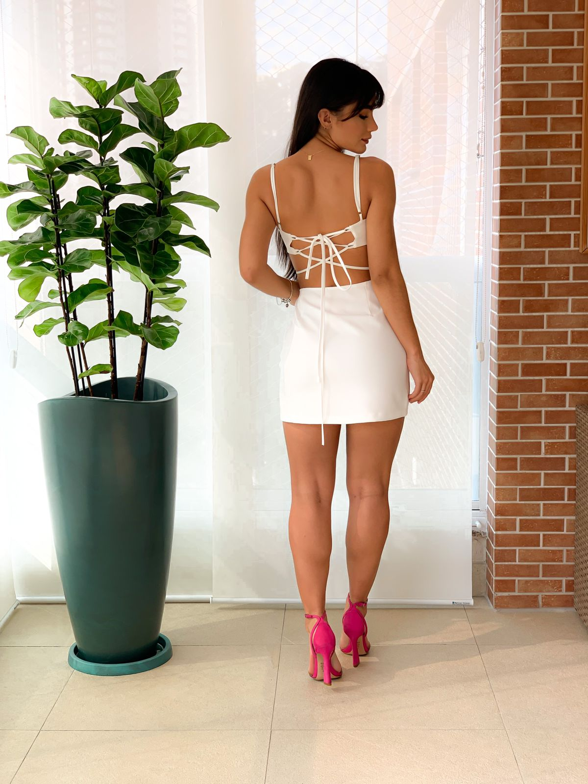Vestido Ianca