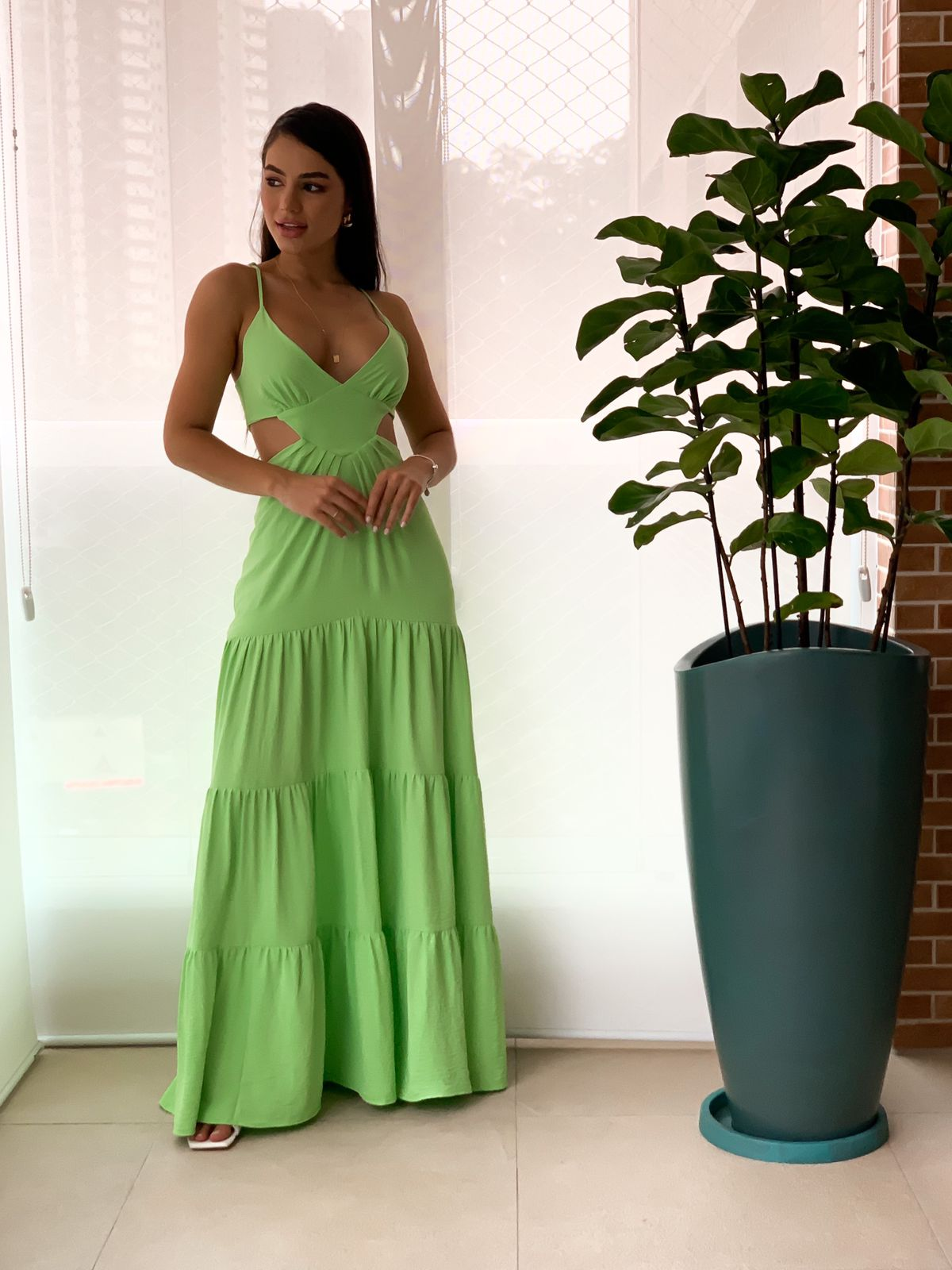 Vestido Mahara