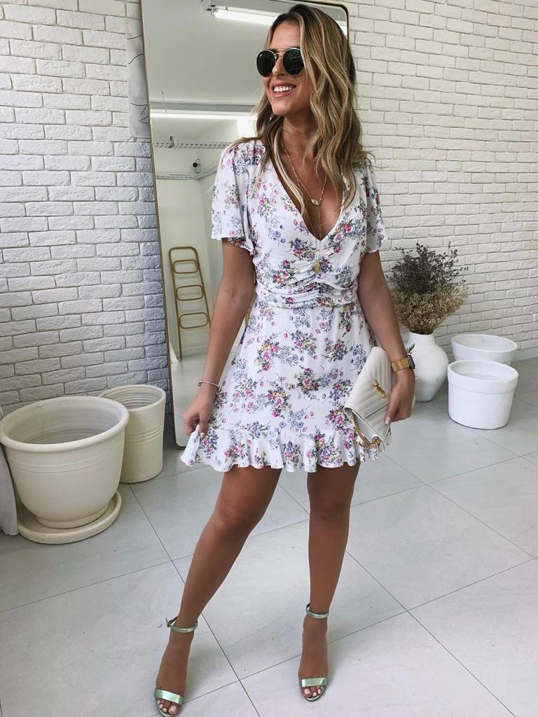 Vestido Meiga
