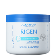 Alfaparf Rigen Milk Protein Plus - Máscara de Nutrição 500g