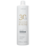 Brae Wanna Be Blond - Água Oxigenada 900ml - Escolha o Volume