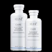 Keune Kit Care Silver Savior Duo (2 Produtos)