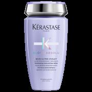 Kerastase Blond Absolu Bain Ultra-Violet - Shampoo Desamarelador 250ml