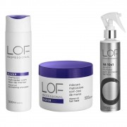 LOF Professional Kit Matizador + Hit 10x1
