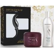 Senscience Kit Holiday 2021 - Shampoo Silk Moisture e Mascara Inner Restore Intensif 150ml