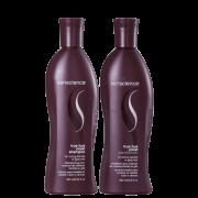 Senscience True Hue Violet Kit (2 produtos)