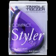 Tangle Teezer Compact Styler Purple Dazzle - Escova de Cabelo