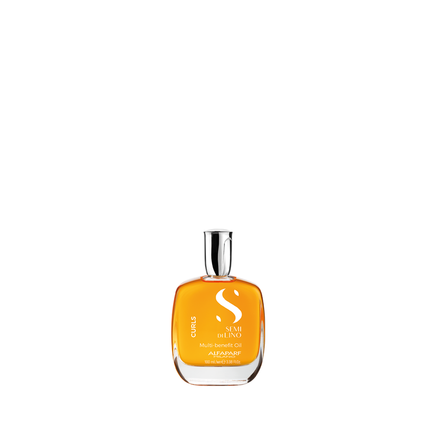 Alfaparf Semi Di Lino Curls - Multi-Benefit Oil 100ml