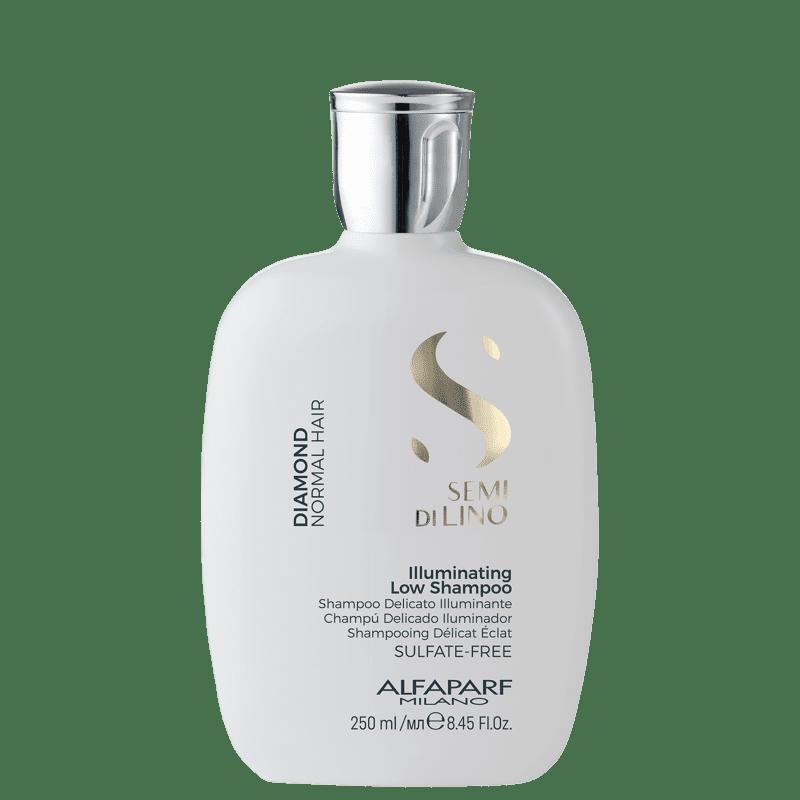 Alfaparf Semi Di Lino Diamond Illuminating - Shampoo sem Sulfato