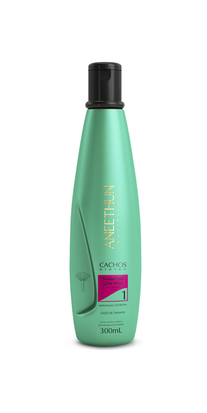 Aneethun Cachos System Shampoo Low Poo 300ml