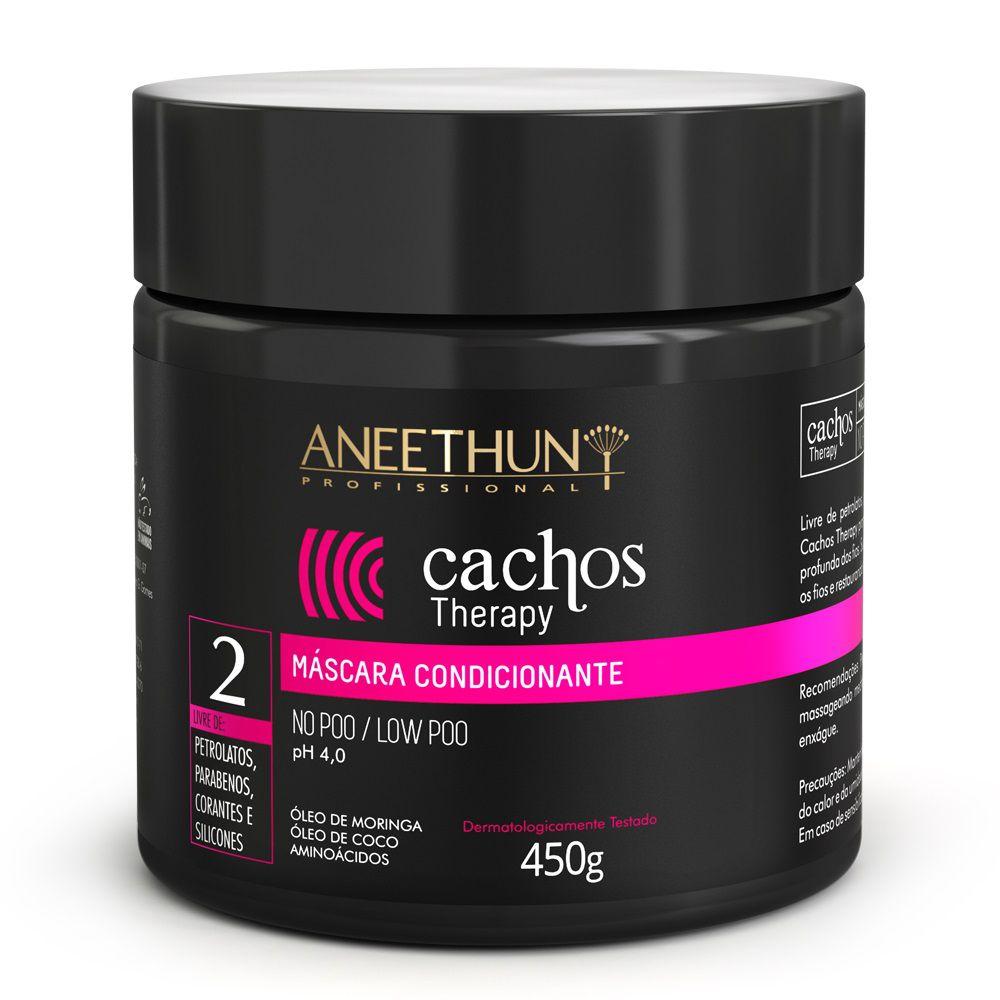 Aneethun Cachos Therapy Máscara Condicionante 2 450g
