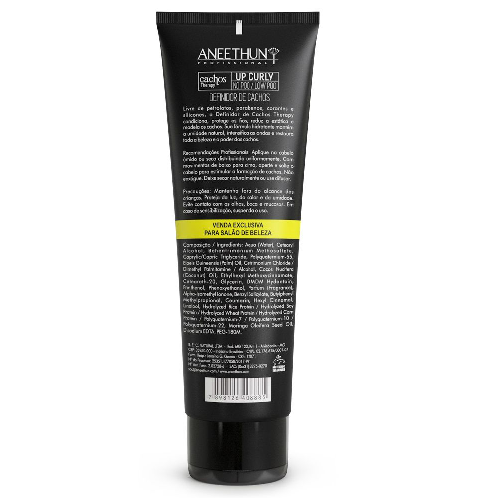 Aneethun Cachos Therapy Up Curly 3 250g
