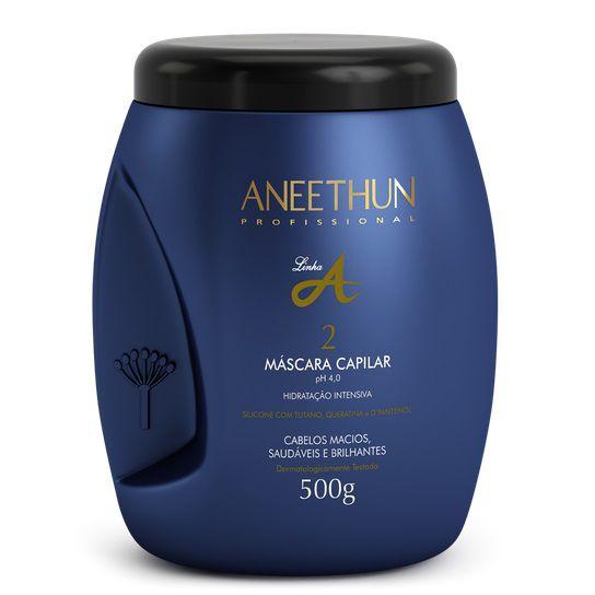 Aneethun Linha A Máscara Capilar Hidratação Intensa 500g