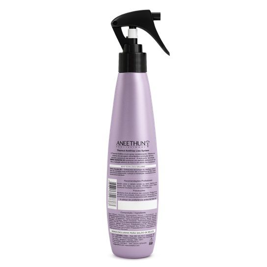 Aneethun Liss System Thermal Antifrizz 3 150ml