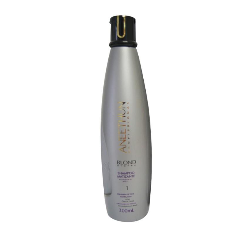 Aneethun Shampoo Blond Matizante 300ml