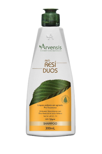 Arvensis Shampoo Anti Resíduo 300Ml