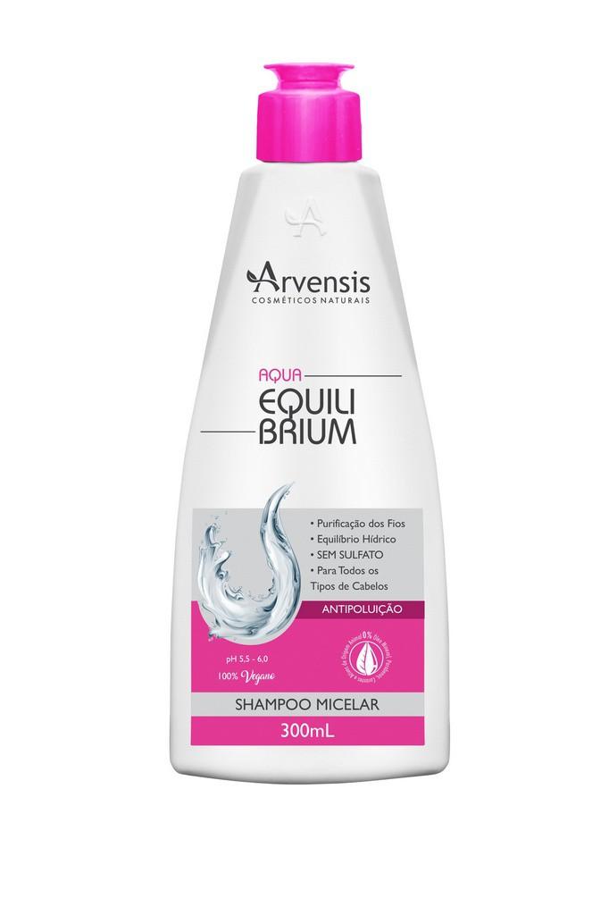 Arvensis Shampoo Micelar Sem Sulfato 300ml
