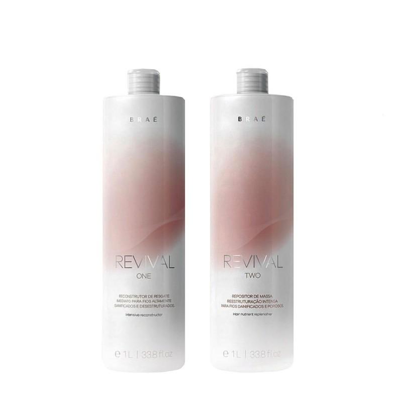 Brae Kit Tratamento Alto Impacto Hair Care Revival