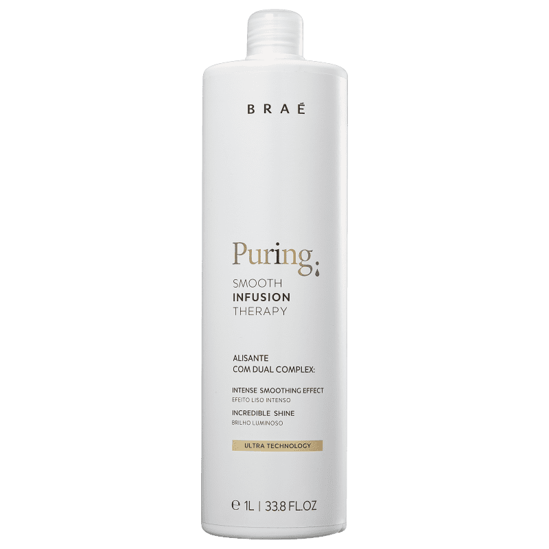 Brae Puring Smooth Infusion Therapy - Redutor de Volume 1000ml