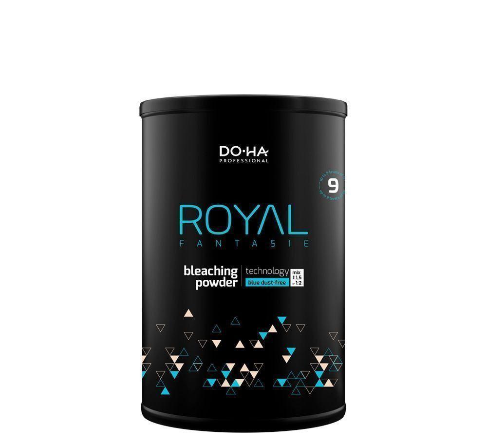 Do-ha Pó Descolorante Dust-Free Blue 500gr