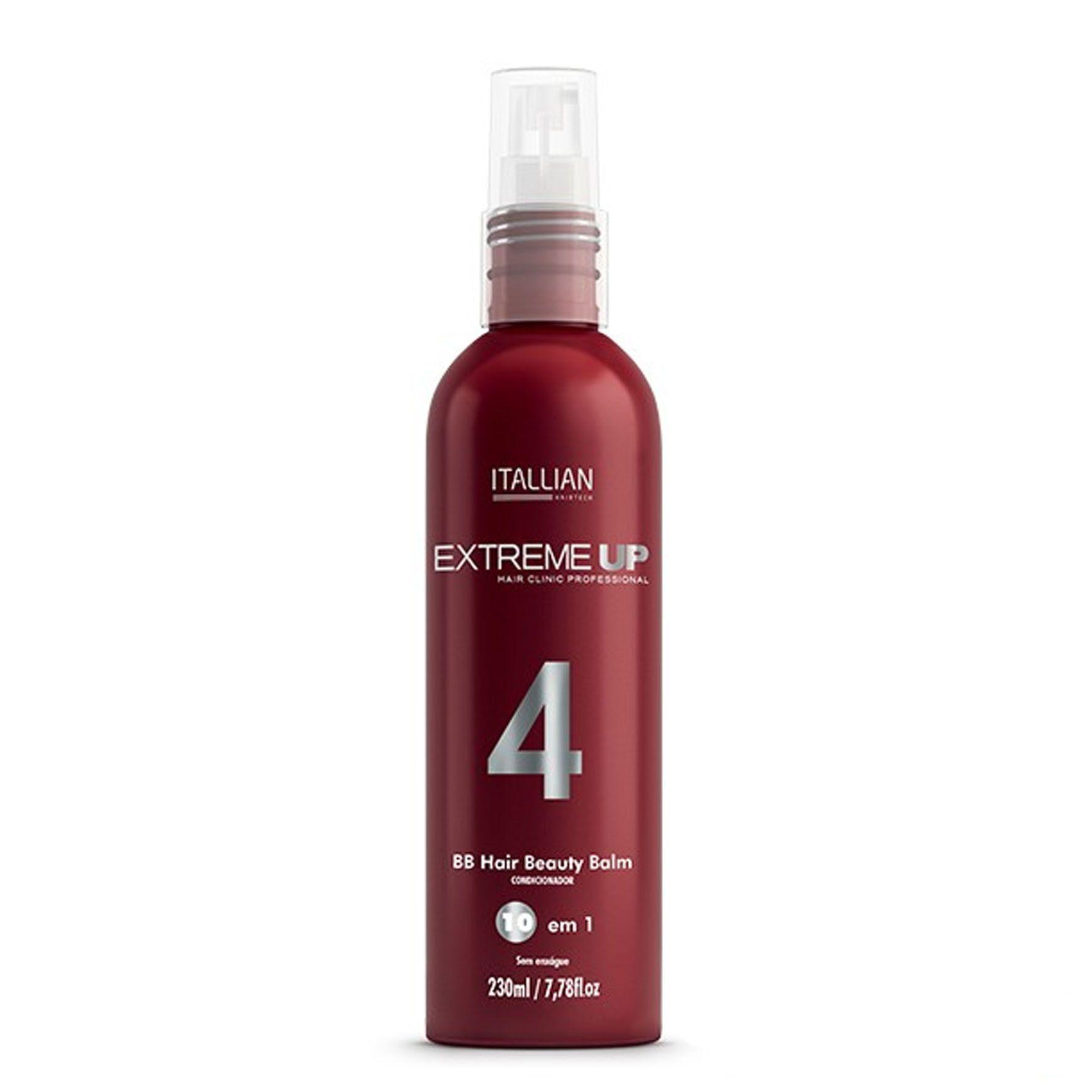 Itallian BB Hair Beauty Balm Extreme UP 4 - 230ml