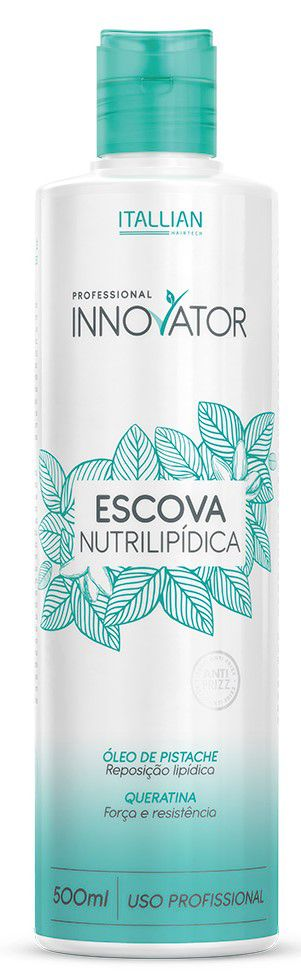 Itallian Escova Nutrilipidica 500ml