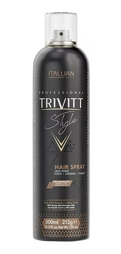 Itallian Hair Spray Lacca Forte - 300ml