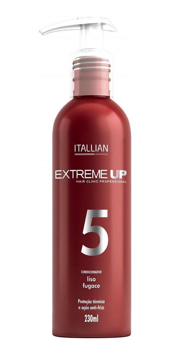Itallian Protetor Térmico Liso Fugace Extreme Up 5 - 230ml