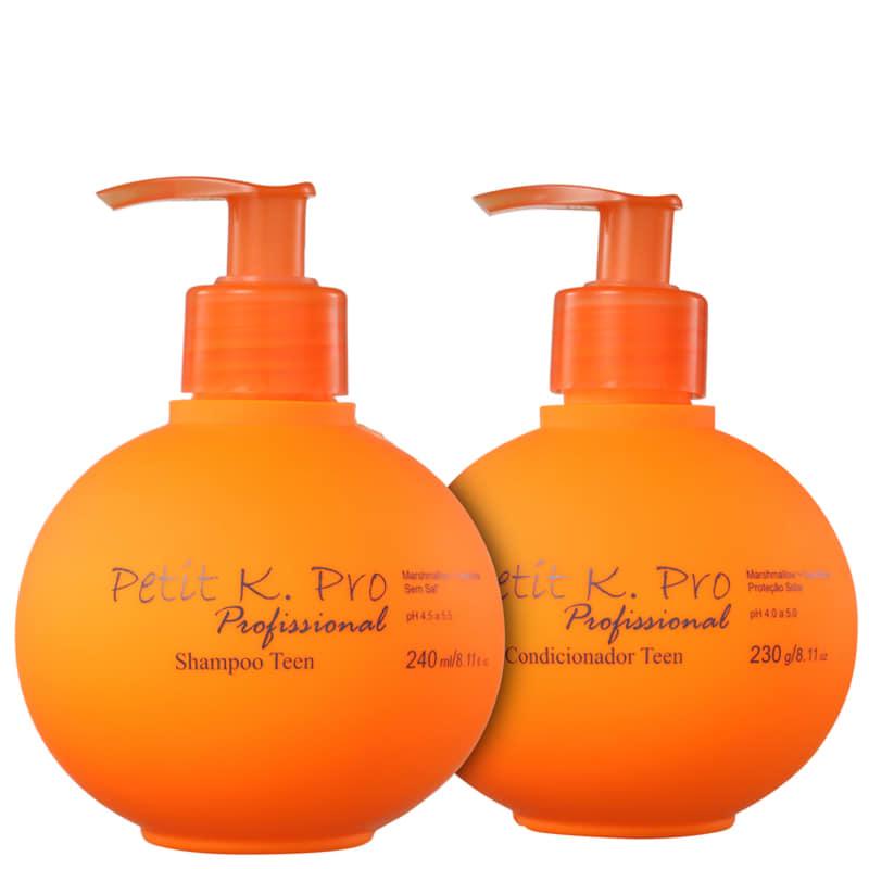 K.Pro Kit Petit Profissional Teen Duo (2 Produtos)