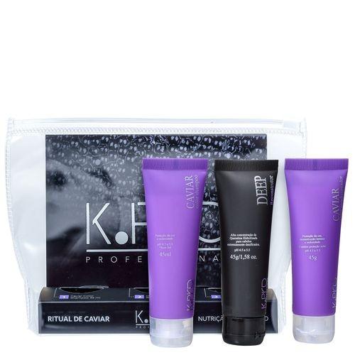 K.pro Kit Ritual De Caviar (3 Produtos)